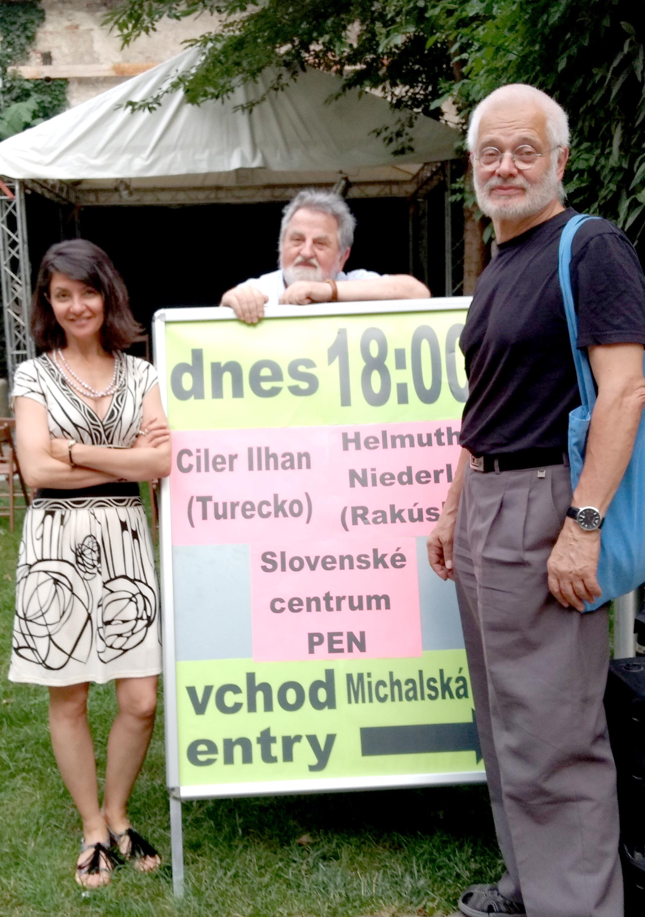 Ciler, Helmuth a MR U červeného raka