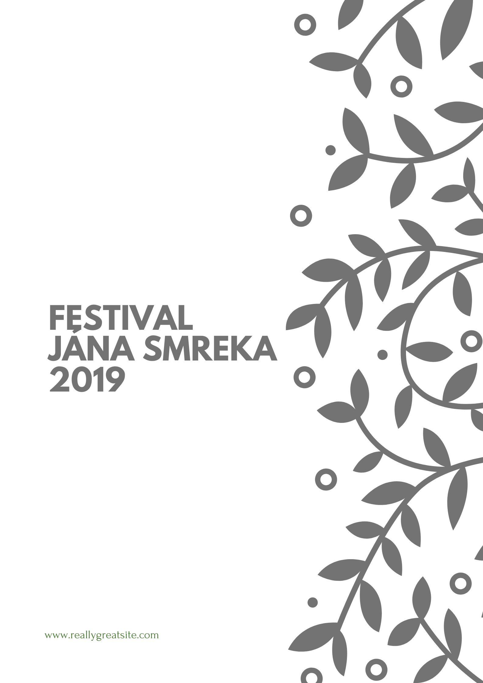 Festival Jána Smreka 2019 (1)
